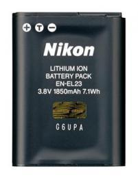 Nikon EN-EL23 dobíjecí baterie VFB11702