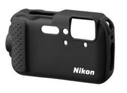 Nikon CF-CP001 silikonový návlek pro Coolpix AW120, èerná