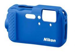 Nikon CF-CP001 silikonový návlek pro Coolpix AW120, modrá