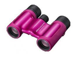 Nikon dalekohled CF Aculon W10 8x21 Pink
