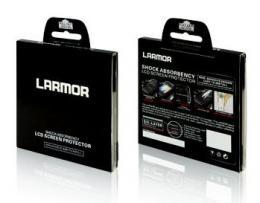 Larmor ochranné sklo 0,3mm na displej pro Nikon D750/D500