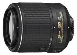 Nikon AF-S DX VR II Zoom-Nikkor 55-200mm f/4-5,6G ED