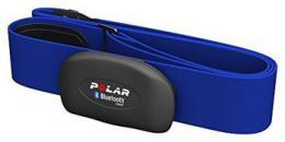Polar H7 modrý - monitor srdeèního tepu, Dual - Bluetooth Smart (v4 LE)   pásmo 5 kHz