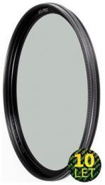 B W cirkulárnì polarizaèní filtr Käsemann XS-PRO HTC DIGITAL MRC nano 43mm