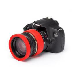 Easy Cover chrániè pro objektivy 58 mm Lens Rim Red
