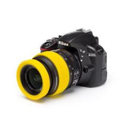 Easy Cover chrániè pro objektivy 62 mm Lens Rim Yellow