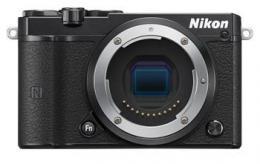 Nikon 1 J5 tìlo, èerná