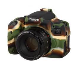 Easy Cover Pouzdro Reflex Silic Canon 750D Camouflage