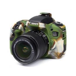 Easy Cover Pouzdro Reflex Silic Canon 760D Camouflage