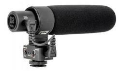 Aputure V-Mic D2 smìrový (shotgun) mikrofon s regulací a kalibrací