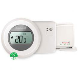 Honeywell Evohome Round Home Connected Y87RFC2074, sada termostat, relé, gateway,  2  ErP IV