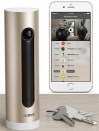 Netatmo Welcome bezpeènostní kamera s rozpoznáním oblièejù
