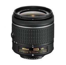 Nikon AF-P VR DX Zoom-Nikkor 18-55mm f/3.5-5.6G EDII (3,0x) èerný