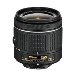 Nikon AF-P DX Zoom-Nikkor 18-55mm f/3.5-5.6G EDII (3,0x) èerný