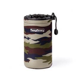 Easy Cover neoprénový obal na objektiv L - Camouflage
