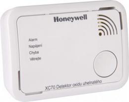 Honeywell XC70-CS, hlásiè oxidu uhelnatého, CO alarm