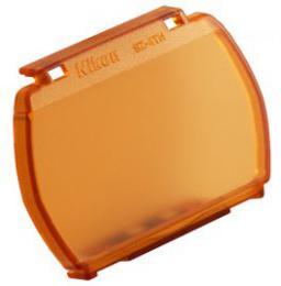 Nikon SZ-4TN oranžový filtr (žárovkové svìtlo) pro blesk SB-5000