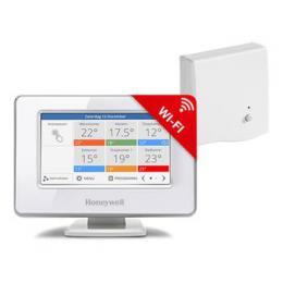 Honeywell EvoTouch-WiFi ATP921R3052, øídící jednotka s napájením   BDR91, Èeská verze