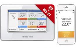 Honeywell EvoTouch-WiFi ATC928G3026, øídící jednotka bez napájení, bílá, CZ lokalizace