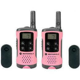 Motorola TLKR T41 rùžová