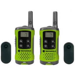 Motorola TLKR T41 zelená