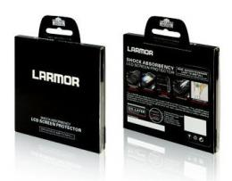 Larmor ochranné sklo 0,3mm na displej pro Nikon D5