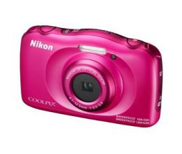 NIKON COOLPIX W100 Pink - Backpack kit