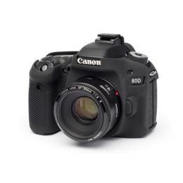 Easy Cover Pouzdro Reflex Silic Canon 80D Black