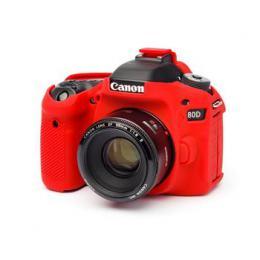 Easy Cover Pouzdro Reflex Silic Canon 80D Red