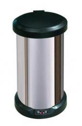 Progres bezdotykový odpadkový koš 12 l, nerezový senzorový