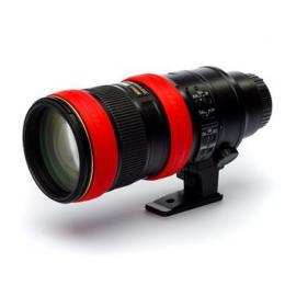 Easy Cover univerzální chránièe pro objektivy Red