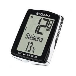 Sigma BC 14.16 STS Smart, bezdrátová verze