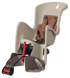 Polisport Bilby RS dìtská sedaèka zadní samonosná, krémovo-hnìdá