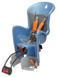 Polisport Bilby RS dìtská sedaèka zadní samonosná, modro-šedá