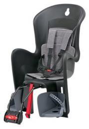 Polisport Bilby dìtská sedaèka zadní samonosná, èerno-šedá