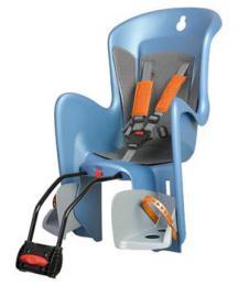 Polisport Bilby dìtská sedaèka zadní samonosná, modro-šedá
