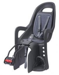 Polisport Groovy dìtská sedaèka zadní samonosná, tmavì šedo-šedá