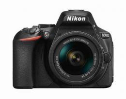 NIKON D5600 Black   18-55 VR AF-P