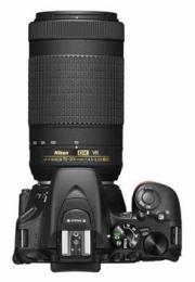 NIKON D5600 Black   18-55 VR AF-P   70-300 VR