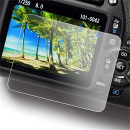 Easy Cover ochranné sklo na displej Canon 80D