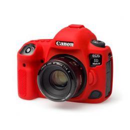 Easy Cover Pouzdro Reflex Silic Canon 5D Mark IV Red