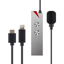 Aputure A.Lyra - zpravodajský digitální klopový mikrofon navržený pro Apple