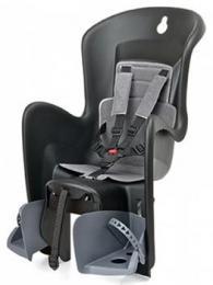 Polisport Bilby dìtská sedaèka na nosiè, èerno-šedá