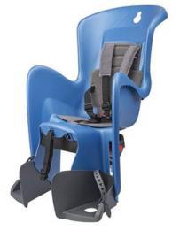 Polisport Bilby dìtská sedaèka na nosiè, modro-šedá