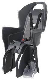 Polisport Koolah dìtská sedaèka na nosiè, èerno-šedá