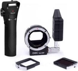 Aputure dálkovì ovládaný DEC Vari-ND adaptér pro objektivy Canon na úchyt E-mount