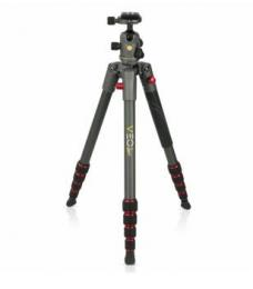 Vanguard stativ tripod VEO 2 235AB Red