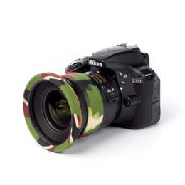 Easy Cover chrániè pro objektivy 77 mm Lens Rim Camouflage