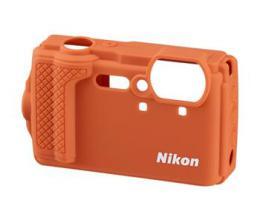 Nikon silikonový návlek pro Coolpix W300, Orange (oranžová)