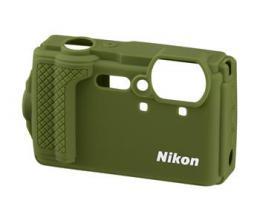 Nikon silikonový návlek pro Coolpix W300, Green (zelená)